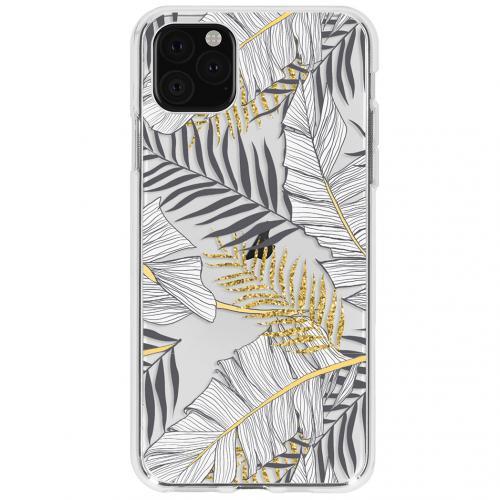 Design Backcover voor de iPhone 11 Pro - Glamour Botanic