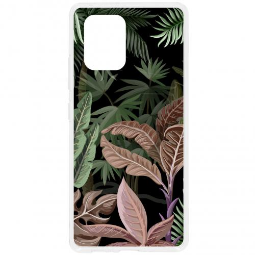Design Backcover voor de Samsung Galaxy S10 Lite - Jungle