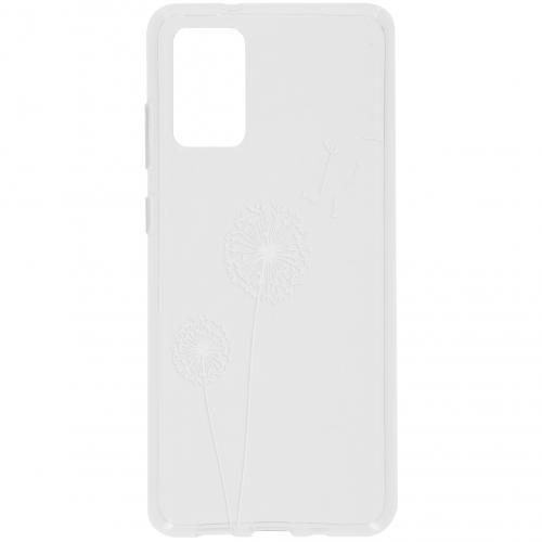 Design Backcover voor de Samsung Galaxy S20 Plus - Paardenbloem