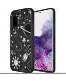 Design Backcover voor de Samsung Galaxy S20 - Space Design
