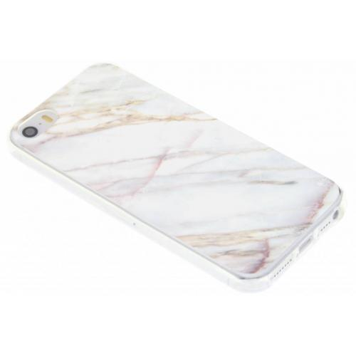 Design Backcover voor iPhone SE / 5 / 5s - Marble Colors