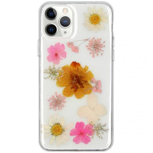 Design Hardcase Backcover voor de iPhone 11 Pro - Dried Flower