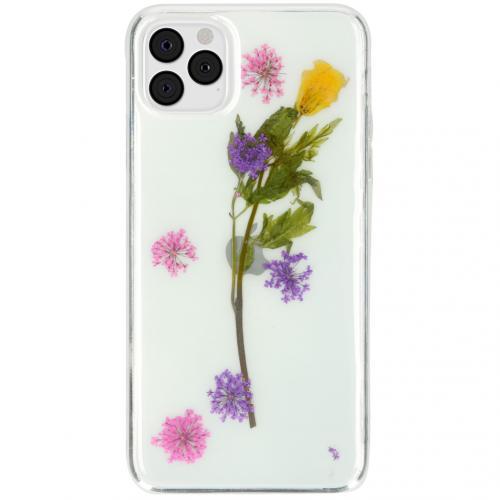 Design Hardcase Backcover voor de iPhone 11 Pro Max - Wildflower