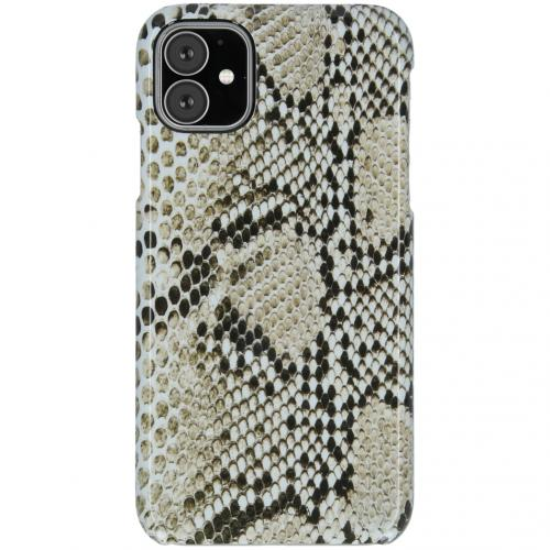Design Hardcase Backcover voor de iPhone 11 - Snake It