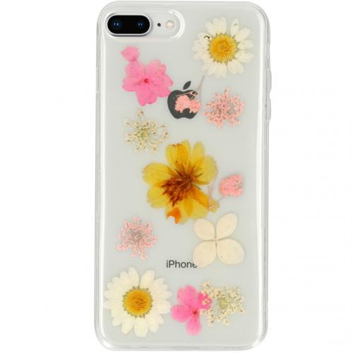 Design Hardcase Backcover voor de iPhone 8 Plus / 7 Plus - Dried Flower