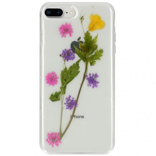 Design Hardcase Backcover voor de iPhone 8 Plus / 7 Plus - Wildflower