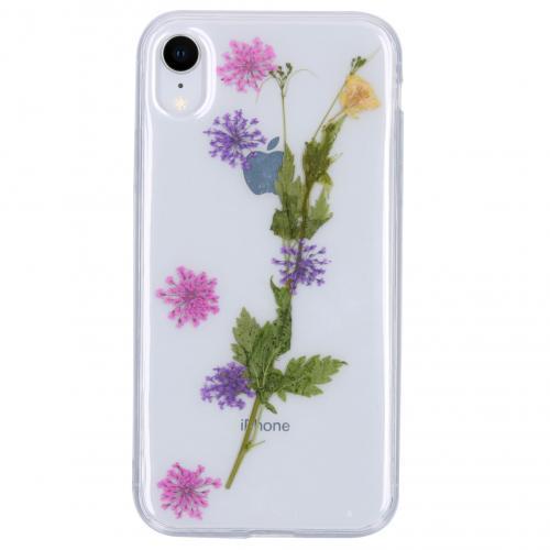 Design Hardcase Backcover voor de iPhone Xr - Wildflower