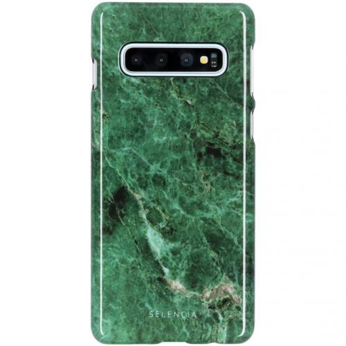 Design Hardcase Backcover voor de Samsung Galaxy S10 - Paradise Island