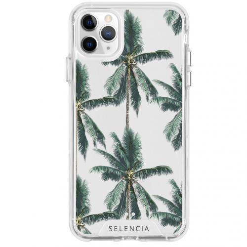Design Impact Backcover voor de iPhone 11 Pro Max - Tropical Palm
