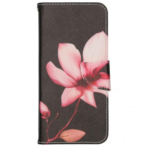 Design Softcase Booktype voor de Samsung Galaxy A31 - Bloemen