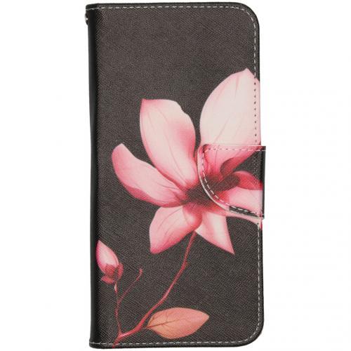 Design Softcase Booktype voor de Samsung Galaxy S20 FE - Bloemen