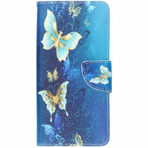 Design Softcase Booktype voor Samsung Galaxy S10 Plus
