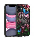 Design voor de iPhone 11 hoesje - Jungle - Luipaard