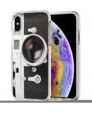 Design voor de iPhone Xs / X hoesje - Classic Camera -