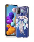 Design voor de Samsung Galaxy A21s hoesje - Dromenvanger -