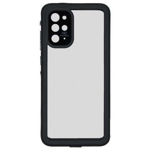 Dot Plus Waterproof Backcover voor de Samsung Galaxy S20 Plus - Zwart