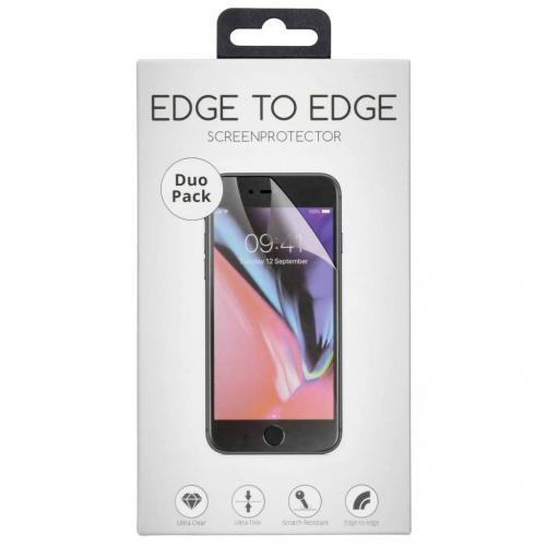 Duo Pack Screenprotector voor de Samsung Galaxy S10 Plus