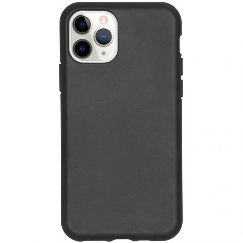 Eco-Friendly Backcover voor de iPhone 11 Pro - Zwart