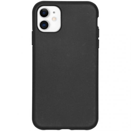 Eco-Friendly Backcover voor de iPhone 11 - Zwart