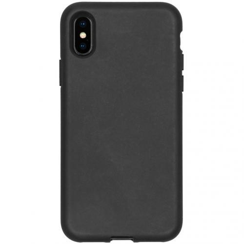 Eco-Friendly Backcover voor de iPhone X / Xs - Zwart