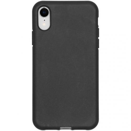Eco-Friendly Backcover voor de iPhone Xr - Zwart
