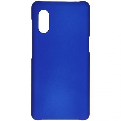 Effen Backcover voor de Samsung Galaxy Xcover Pro - Blauw