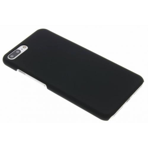 Effen Backcover voor iPhone 8 Plus / 7 Plus - Zwart