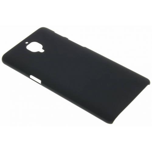 Effen Backcover voor OnePlus 3 / 3T - Zwart