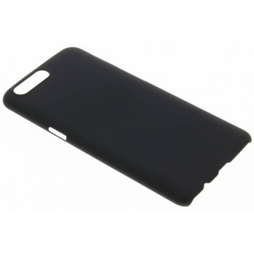 Effen Backcover voor OnePlus 5 - Zwart