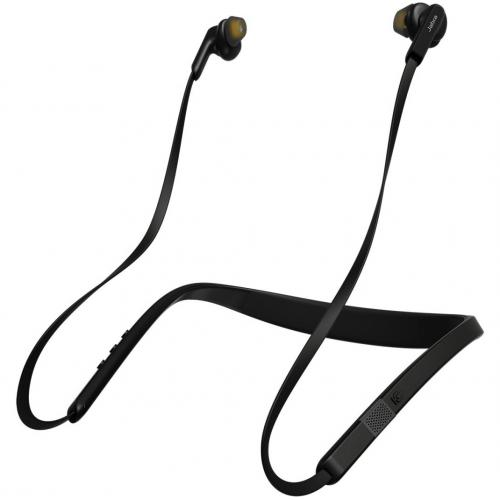 Elite 25e Bluetooth Headset - Zwart