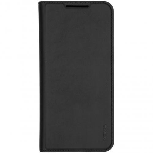 Entertainment Flip Cover voor de Nokia 7.2 / 6.2 - Zwart