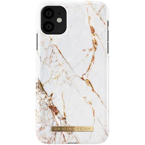 Fashion Backcover voor de iPhone 11 - Carrara Gold