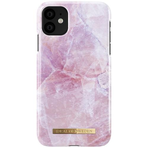 Fashion Backcover voor de iPhone 11 - Pilion Pink Marble
