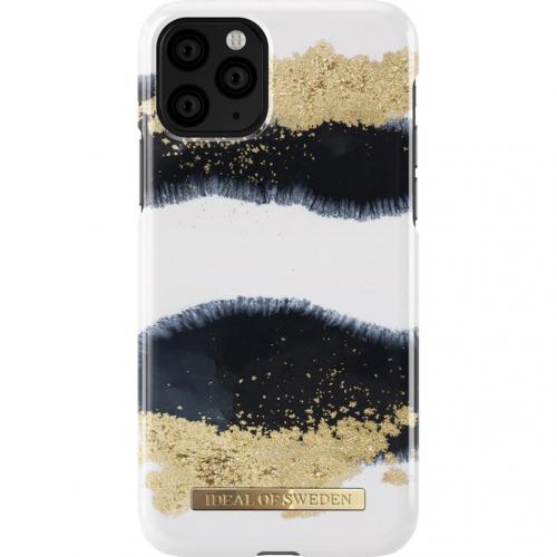 Fashion Backcover voor de iPhone 11 Pro - Gleaming Licorice