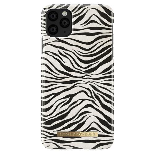Fashion Backcover voor de iPhone 11 Pro Max - Zafari Zebra
