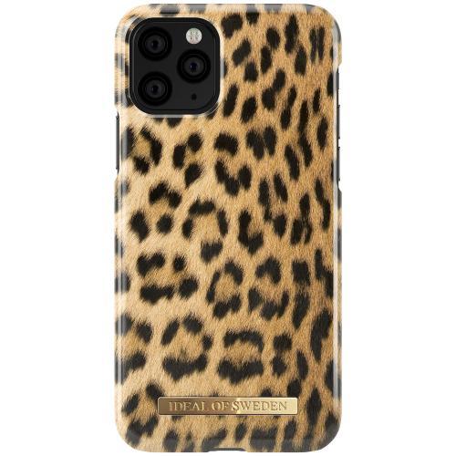 Fashion Backcover voor de iPhone 11 Pro - Wild Leopard