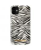 Fashion Backcover voor de iPhone 11 - Zafari Zebra