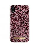 Fashion Backcover voor iPhone Xr - Lush Leopard