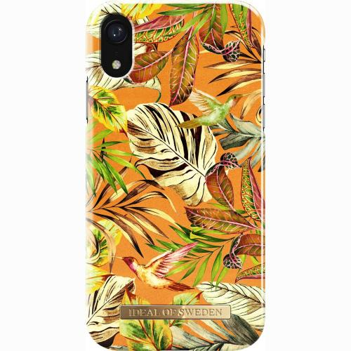 Fashion Backcover voor iPhone Xr - Mango Jungle