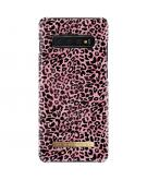 Fashion Backcover voor Samsung Galaxy S10 Plus - Lush Leopard