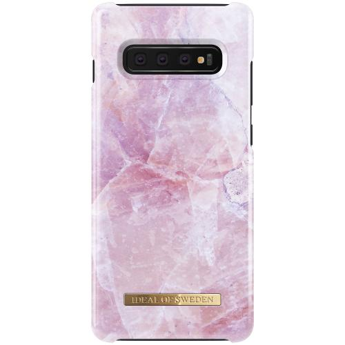 Fashion Backcover voor Samsung Galaxy S10 Plus - Pilion Pink Marble
