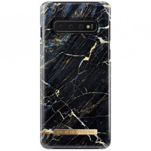 Fashion Backcover voor Samsung Galaxy S10 - Port Laurent Marble