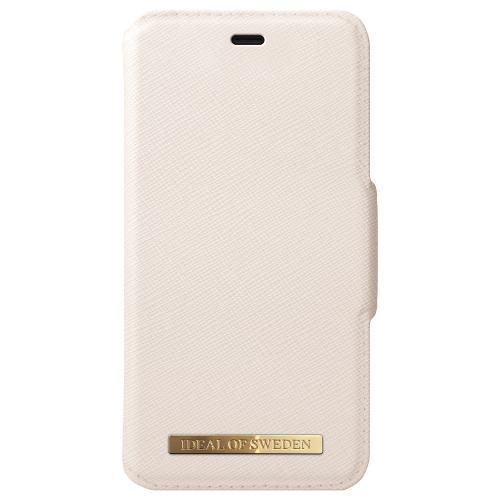 Fashion Wallet voor de iPhone 11 - Beige