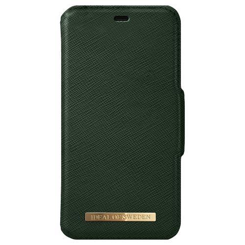 Fashion Wallet voor de iPhone 11 Pro Max - Groen