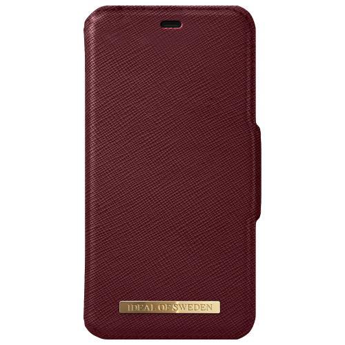 Fashion Wallet voor de iPhone 11 Pro Max - Rood