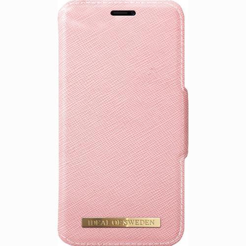 Fashion Wallet voor de iPhone Xr - Roze