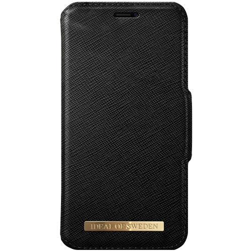 Fashion Wallet voor de iPhone Xs Max - Zwart