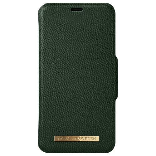 Fashion Wallet voor de Samsung Galaxy S10 Plus - Groen