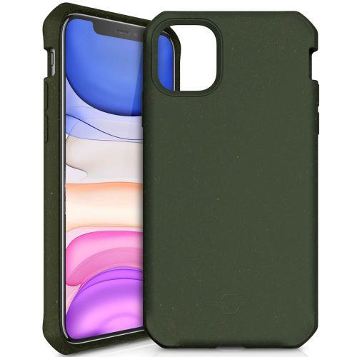 Feronia Bio Backcover voor de iPhone 11 - Groen