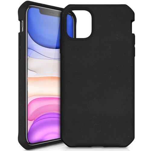 Feronia Bio Backcover voor de iPhone 11 - Zwart